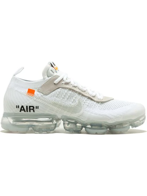 Shop Nike X Off White The 10 Air Vapormax Flyknit Sneakers