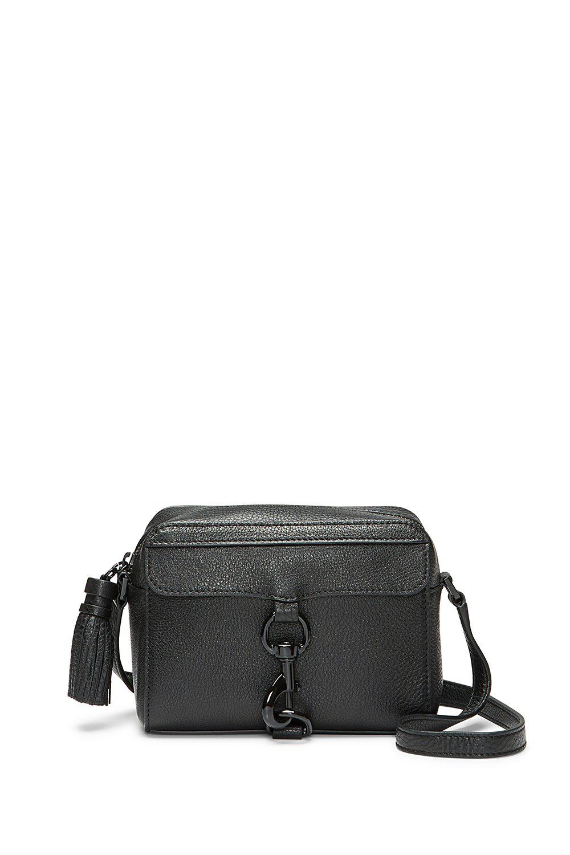 Rebecca Minkoff M A B Camera Bag In Black