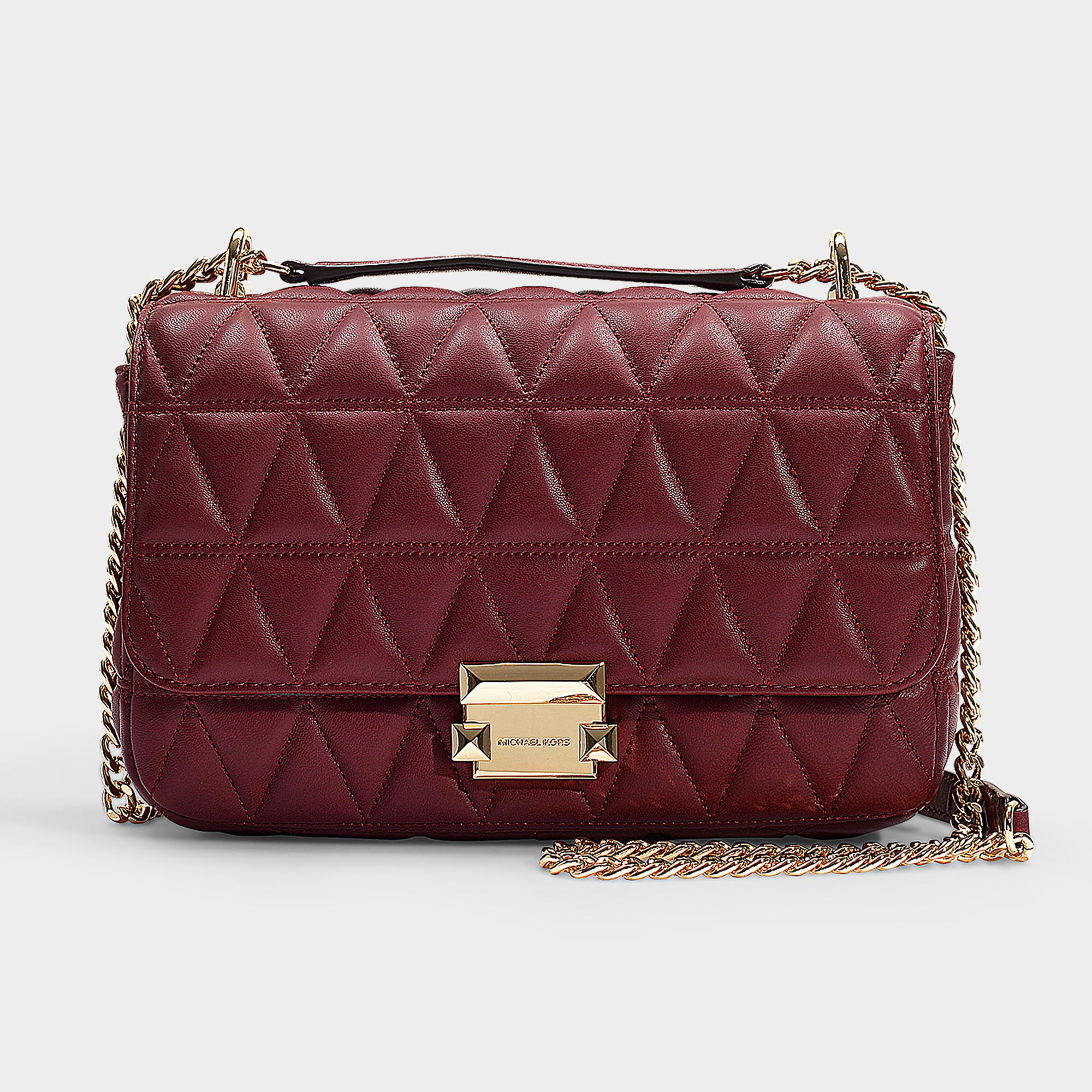 Shop Michael Michael Kors | Sloan Large Chain Shoulder Bag