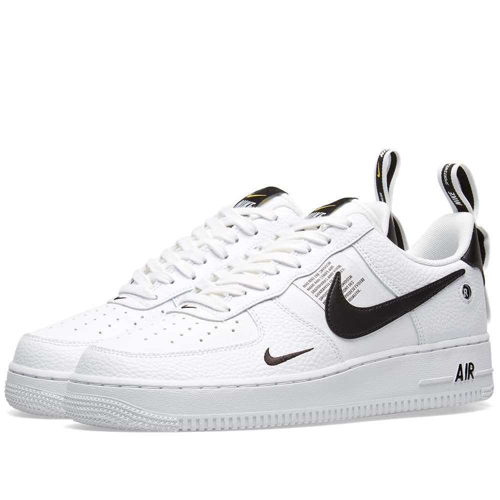 Shop Nike Air Force 1 '07 Lv8 Utility In White