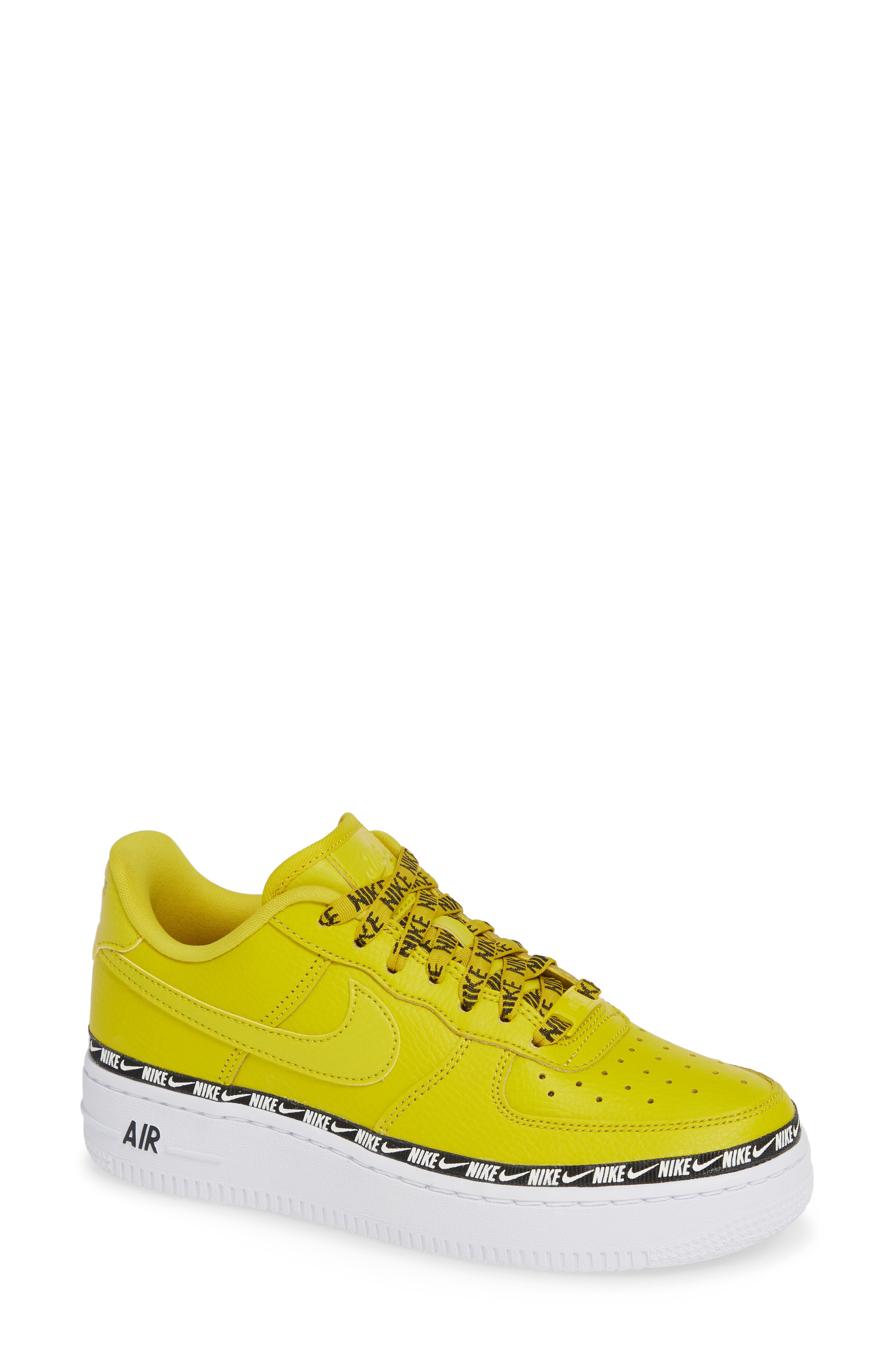 Shop Nike Air Force 1 '07 Se Premium Sneaker In Bright
