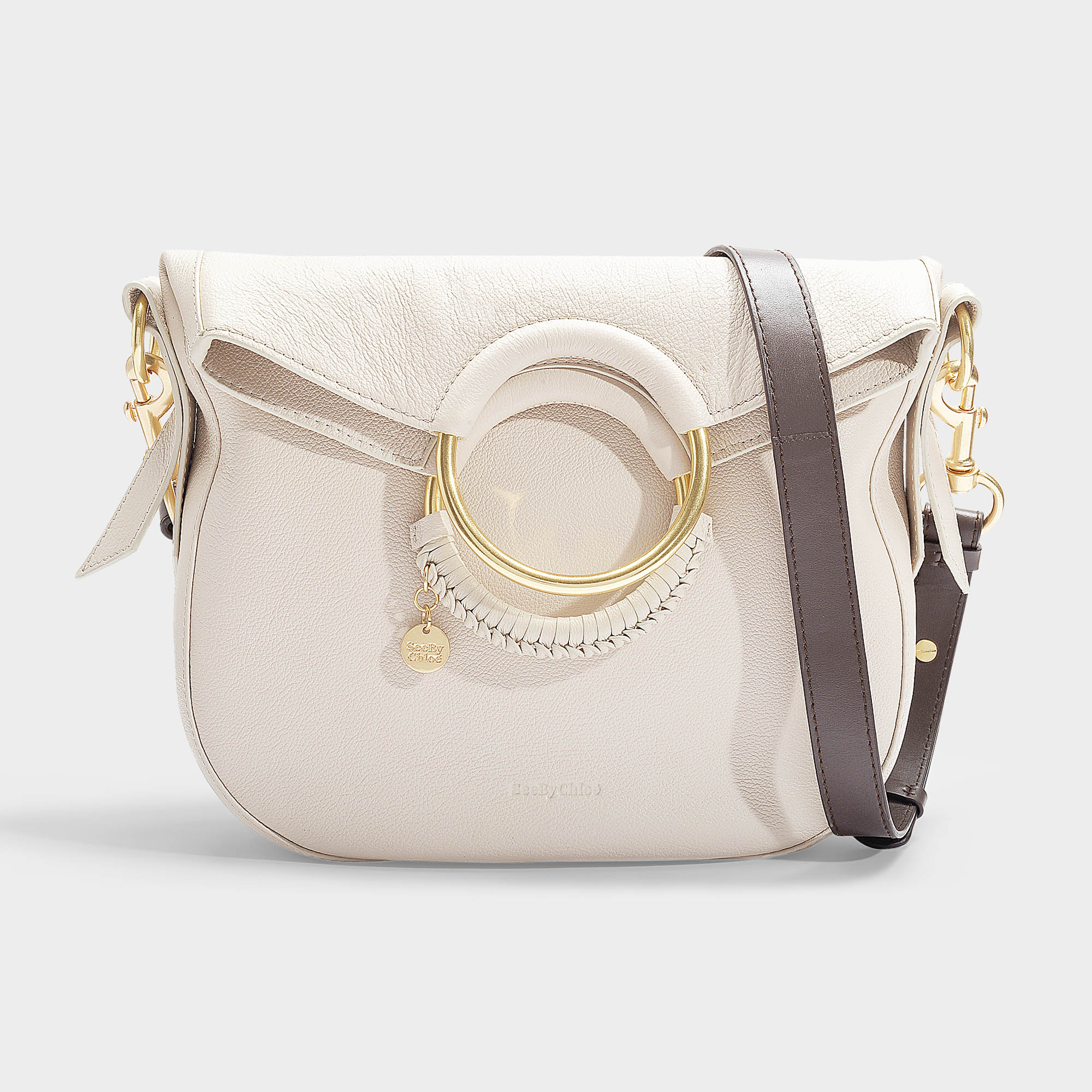 Shop See By ChloÉ | Monroe Medium Day Bag In Cement Beige