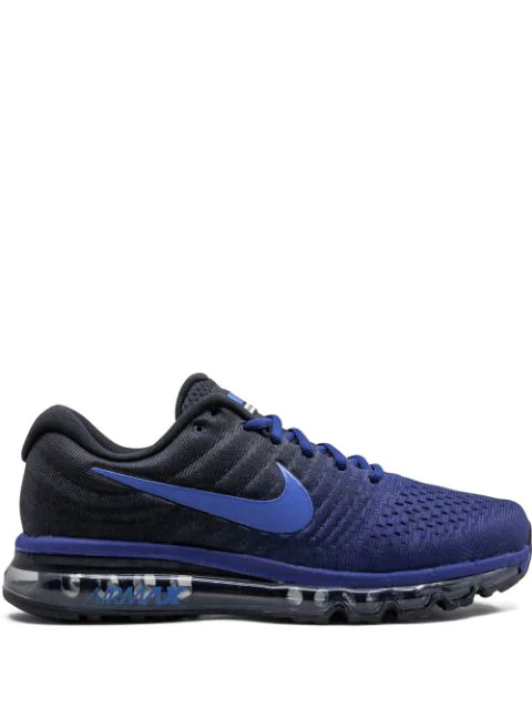 Shop Nike Air Max 2017 Sneakers In Blue