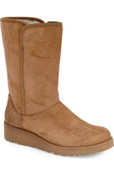 Classic Short Ugg Boots Water Resistant Chestnut
