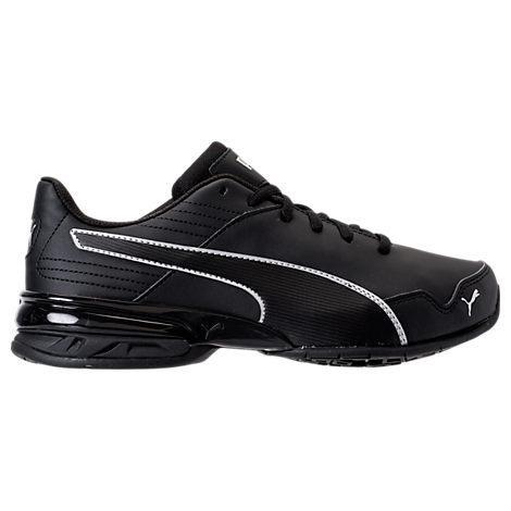 Shop Puma Men's Super Levitate Running Shoes In Black