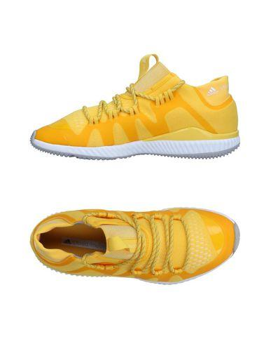 Shop Adidas By Stella Mccartney Sneakers In Yellow